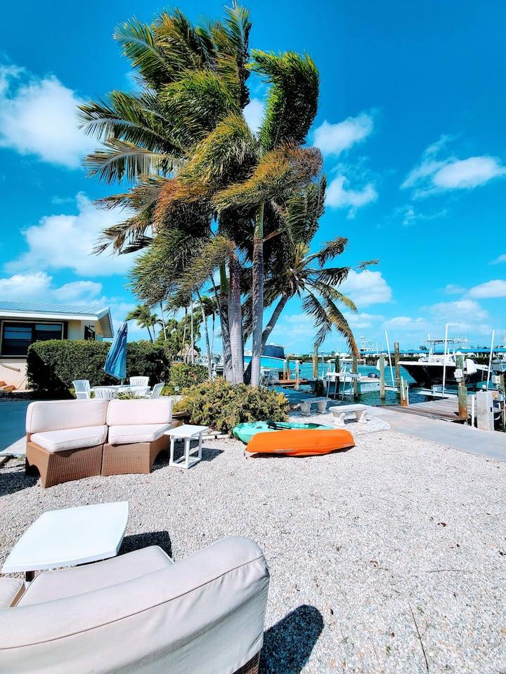 Waterfront Villa-Bring Your Boat Cabana Club Beach