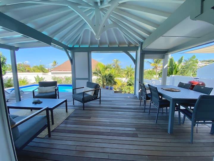 La Villa Douce - 1 chambre- piscine et bord de mer