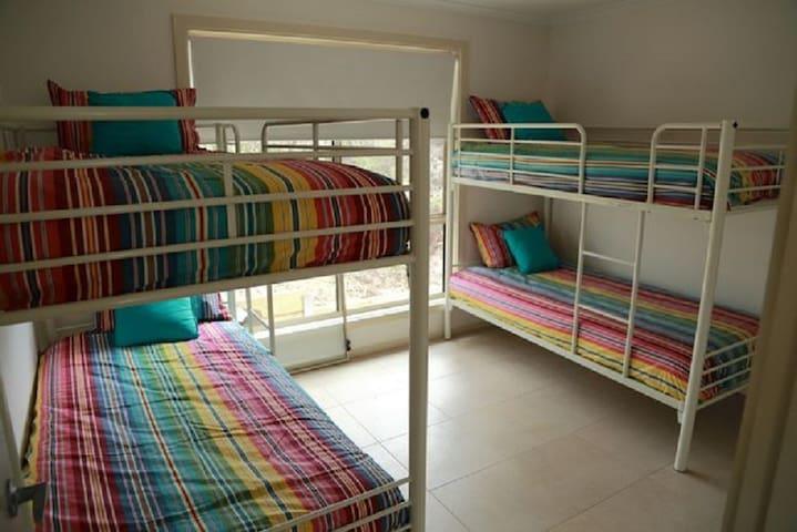 Bedroom 4 - The Bunk Room
