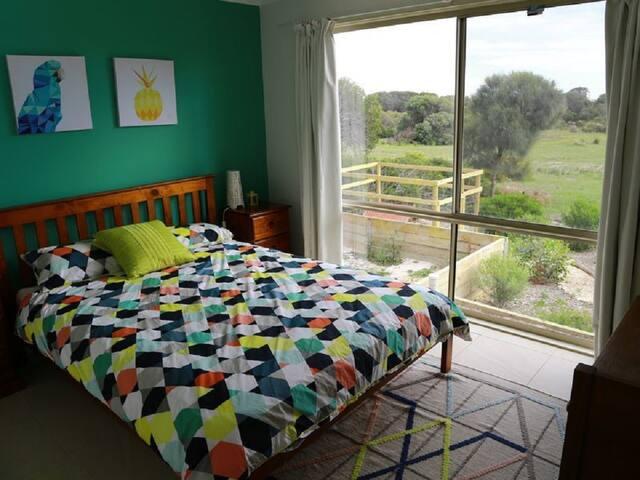Bedroom 3 - The Green Room