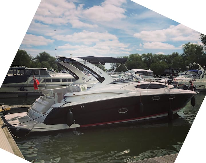 Modern Well Equipped Luxury Motor Yacht for Two