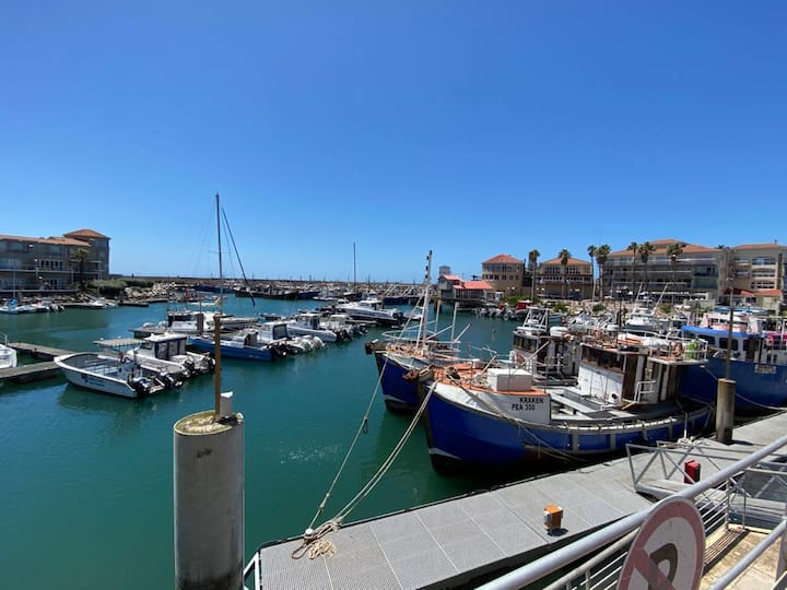 ST FRANCIS BAY, UNIQUE HOME IN THE PORT
