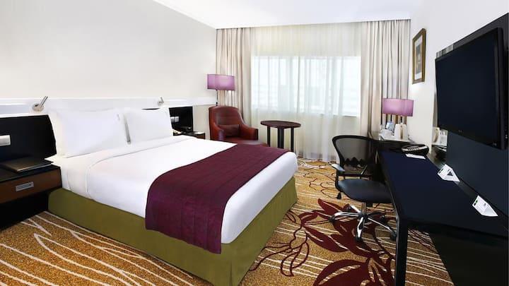 4-star hotel superior room-2, Al Rigga-Dubai