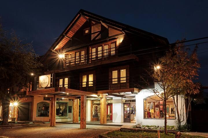 Newen BnB, hotel boutique en el corazón de Pucón