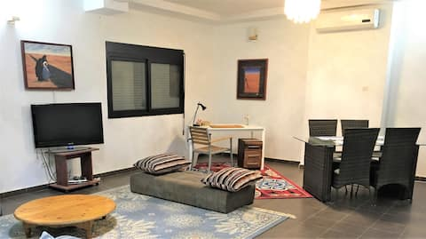 Appartement chaleureux d'Al Muriha V