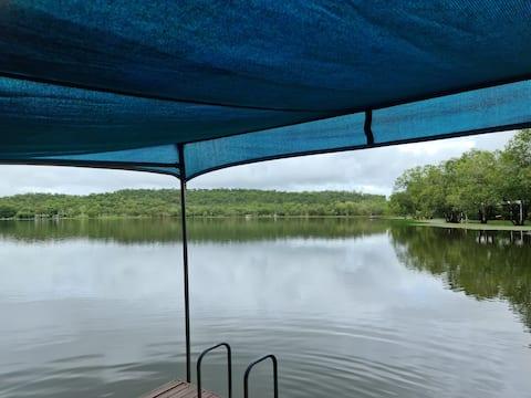 Getaway on the lake - bungalow 18