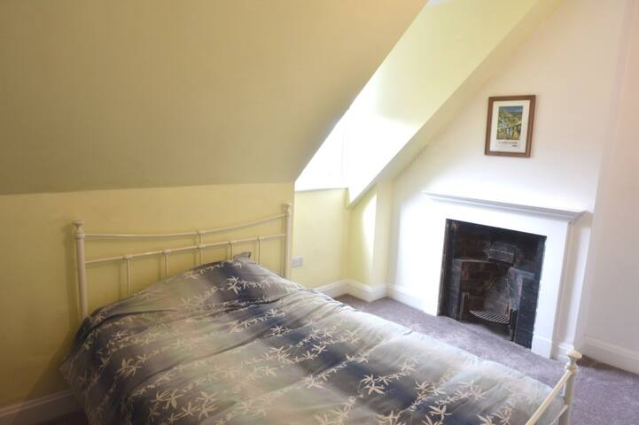 The Lumsdale Falls bedroom - a cute and cosy double bedroom