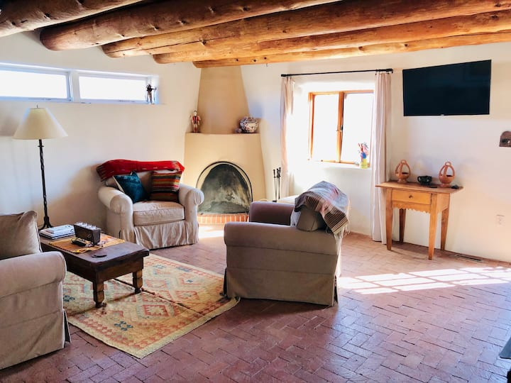 Adobe Retreat North of Santa Fe! NEW LISTING