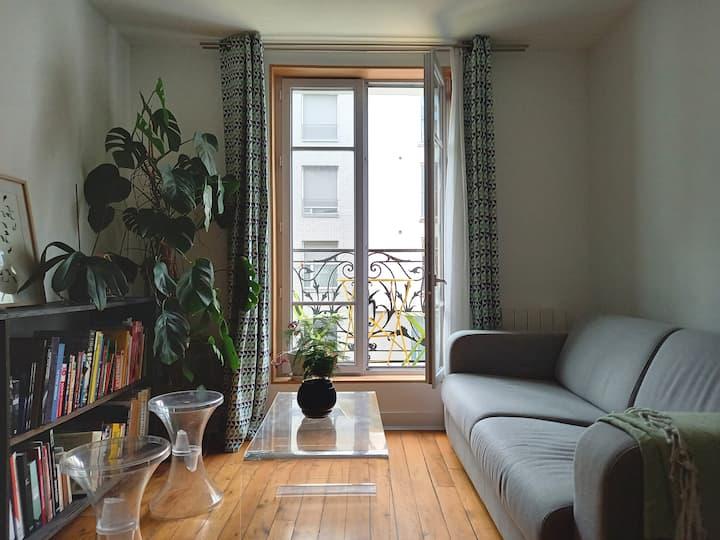 Chambre dans le 19ème arrondissement