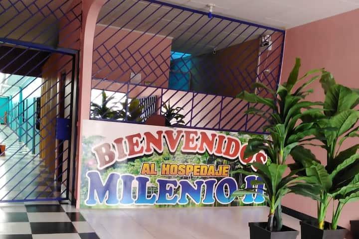 """ALOJAMIENTO/HOSPEDAJE """"Milenio ll"""""""