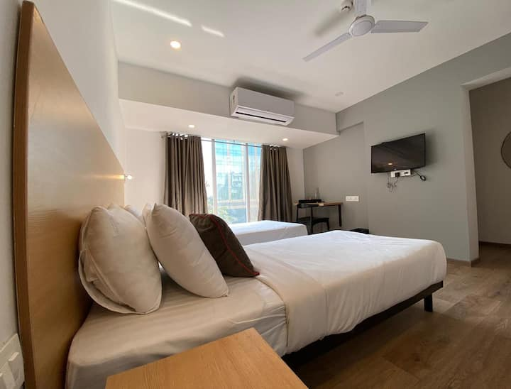 Elite Homes: 10,11, JB Nagar Andheri - East