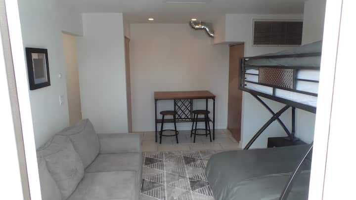 Monthly Rental Downtown Denver Studio Free Parking