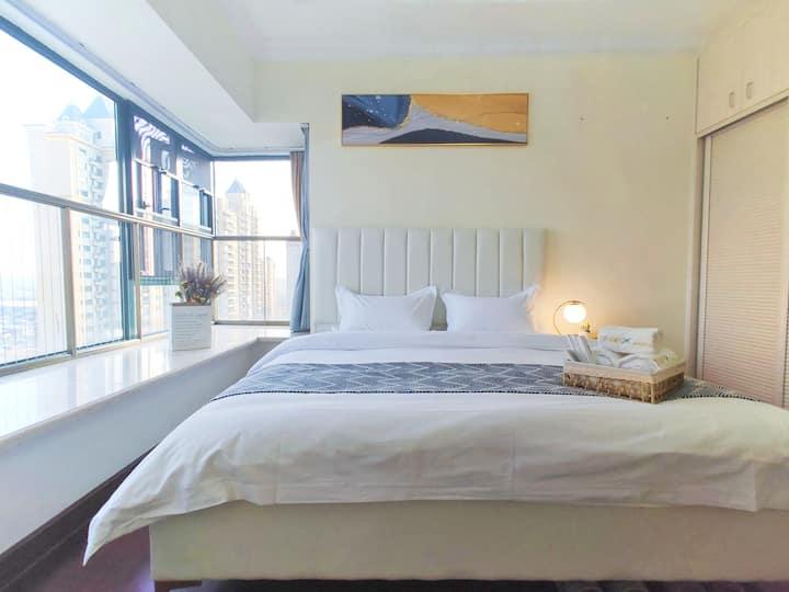 【NEX11】恒大城一期大三居室北欧风长短租