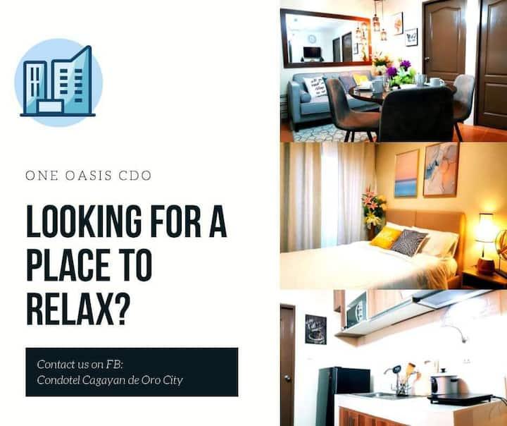 One Oasis Condominium