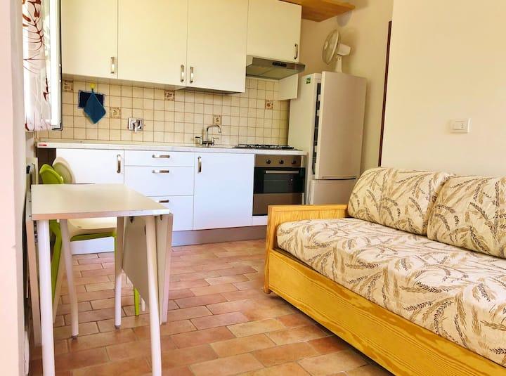 Borgo Castelluccio Country House - casa nel bosco