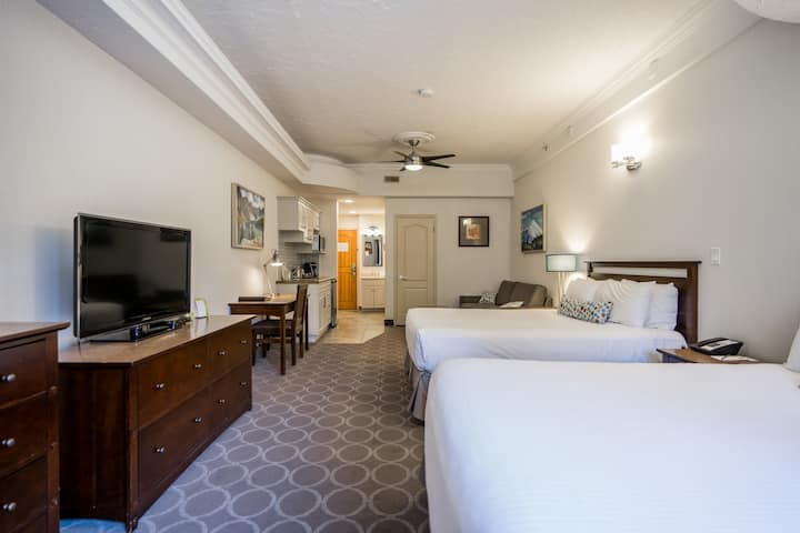 Junior Family Suite - High Country Inn