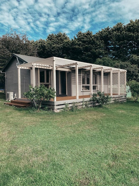 Self contained guest house