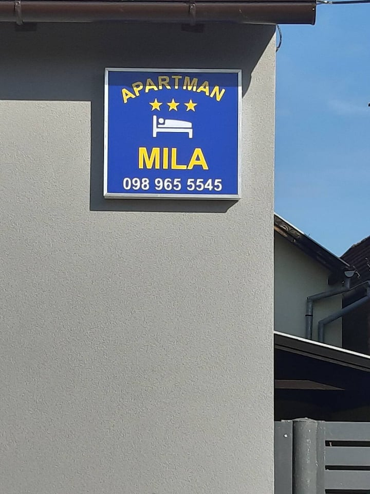 Apartment MILA, Županja