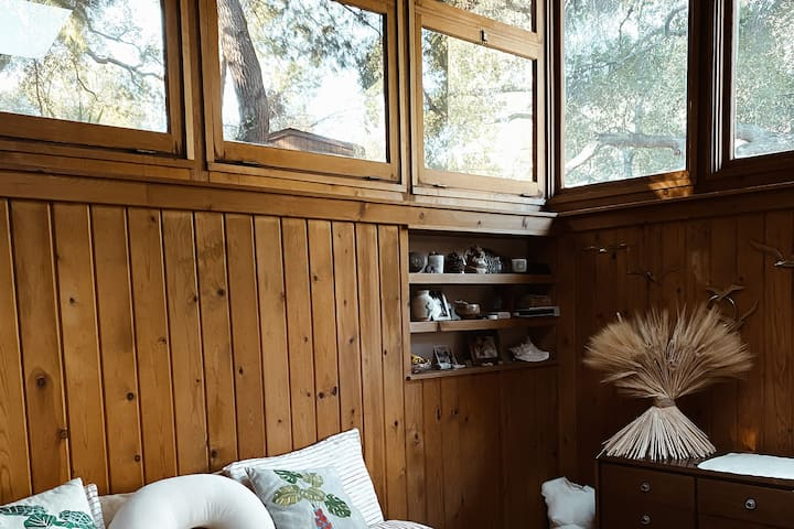 Family Topanga Treehouse