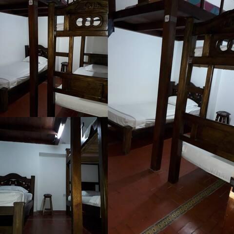 Habitación Familiar para 5 personas