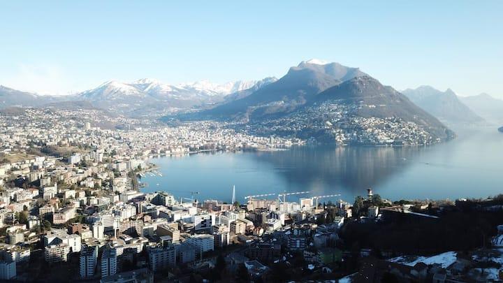 Lugano STAY Apartments 1
