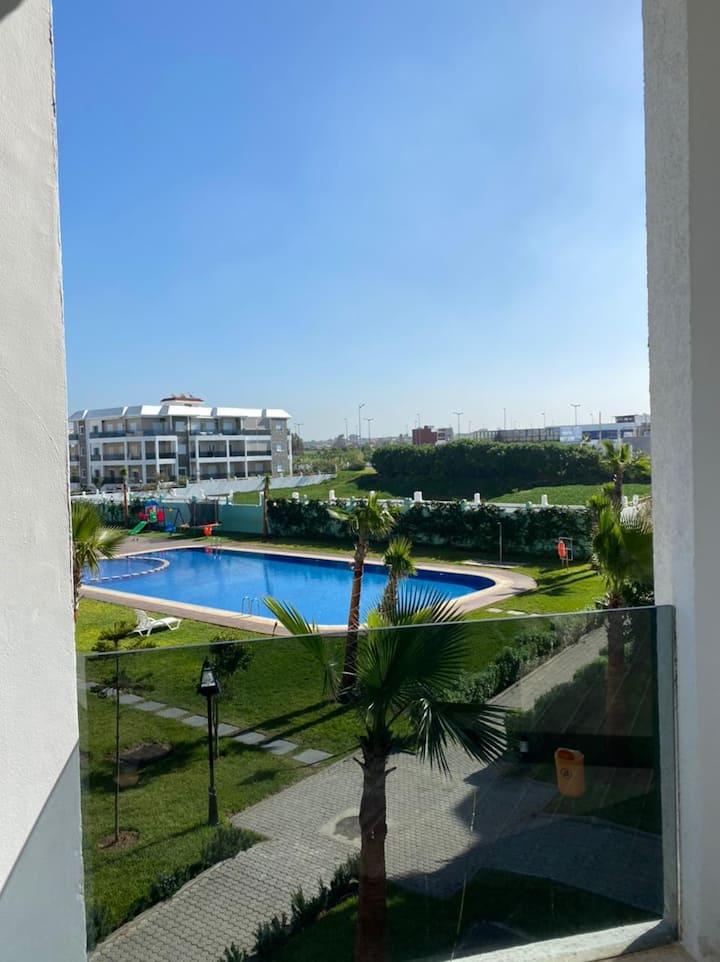 Sidi Rahal, AMWAJ Appartement haut standing