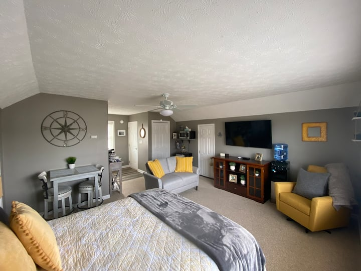 Berlin/Ocean City Suite- Relax/Refresh near beach!