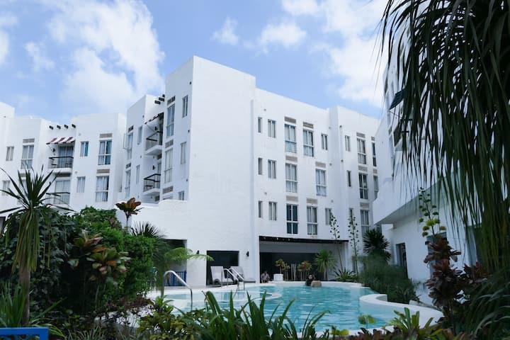 La Bella Residences Tagaytay (Eva's place)