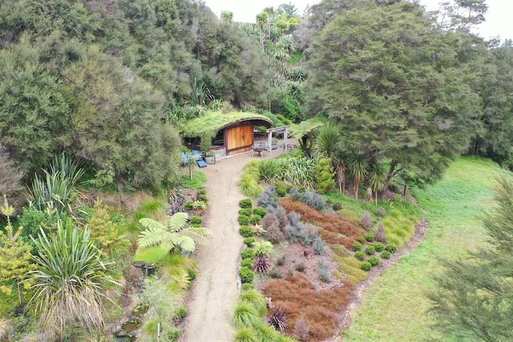 The Kavern- glamping and glow-worms near Hobbiton!