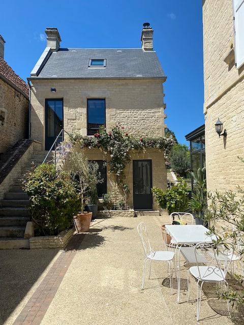 Charmantes Gästehaus in der Normandie