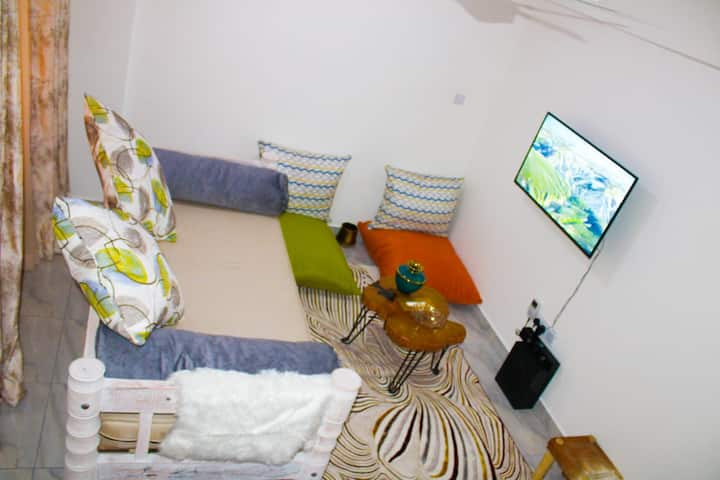 Entire one bedroom apartment, Mombasa