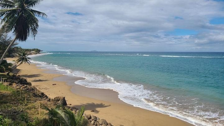 Caribbean Seclusion-POOL!! BEACH & OCEAN FRONT!!!!