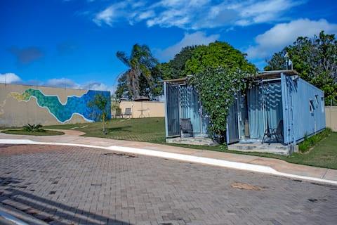 Ecovilla Cuesta - CASA 8 - 30m2 *AR-CONDIZIONATA*