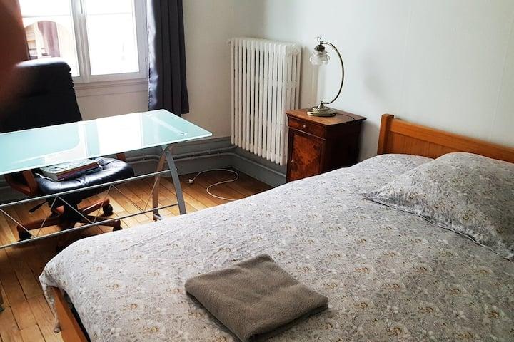 Centre Valence chambre et appartement de charme
