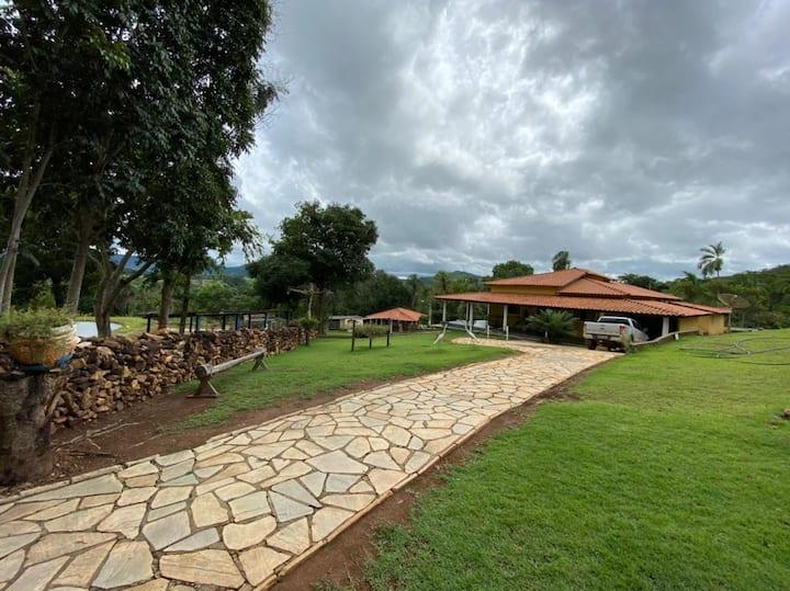 Rancho Bonanza Pirenopolis Go