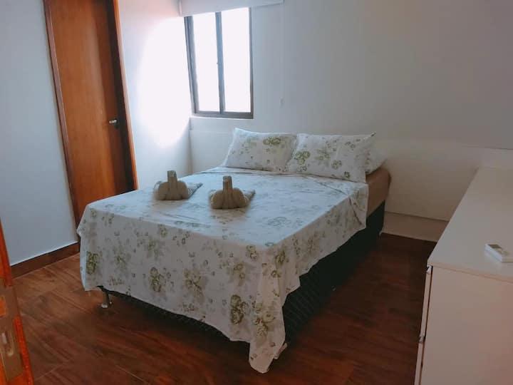 Suíte em Apartamento Duplex - Porto de Galinhas