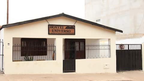 Hostel Universo - Quarto de Casal