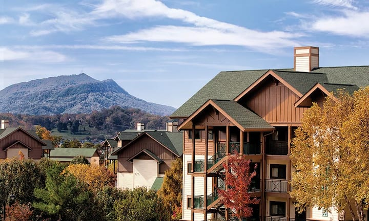 Wyndham Smokey Mtns 2bdr deluxe  first week of May