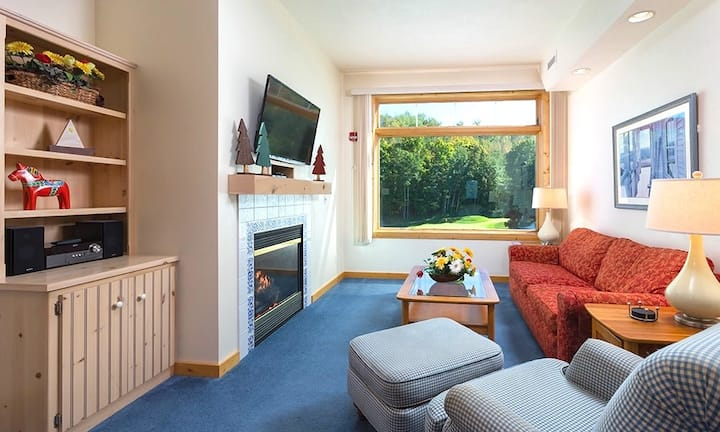 1 Bedroom Suite in a World-Class Swedish Resort