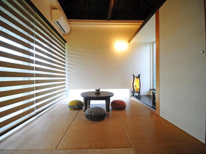 Japanese-Style Room for 4 guests/With Breakfast
