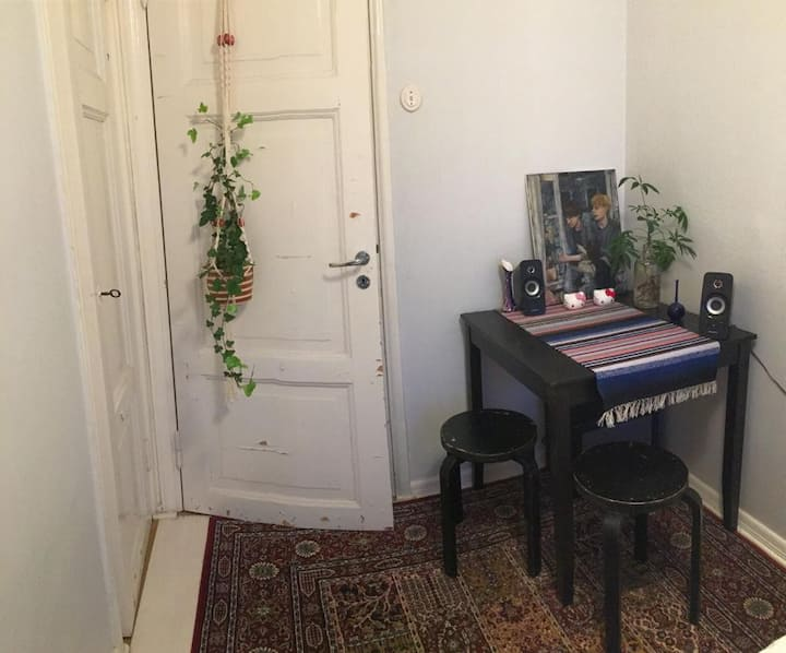 Private room in the heart of Helsinki