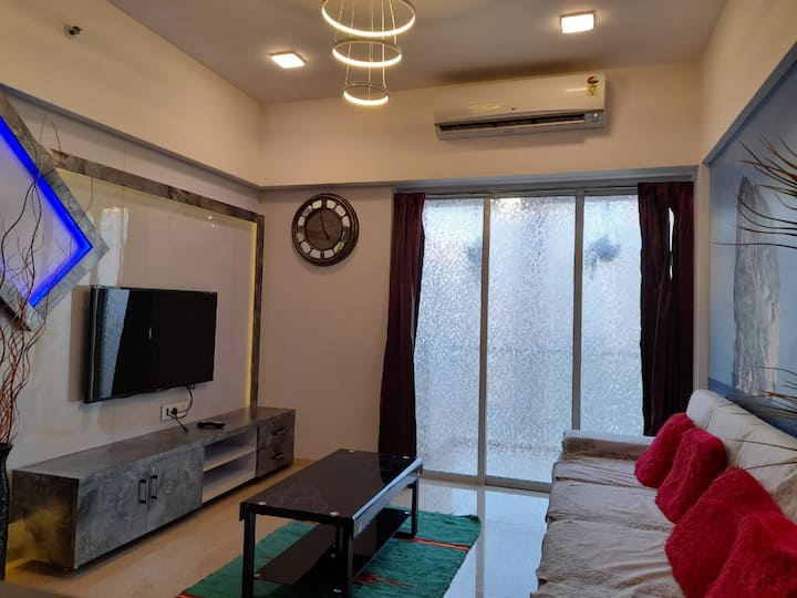 Lavish 1 BHK near Golf Course