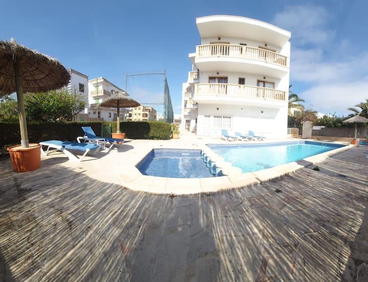 Apartamento A- Vista al mar y relax