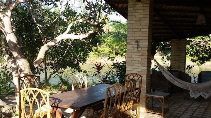 Villa Caju- CASA DE FERIAS 3 QUARTOS