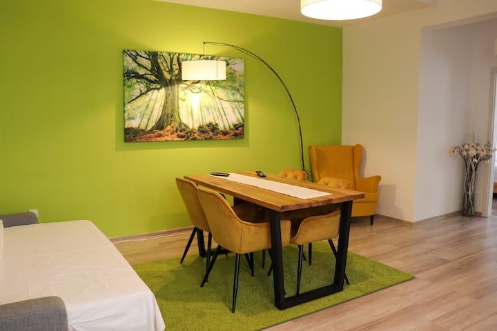 Apartament Bucegi 2