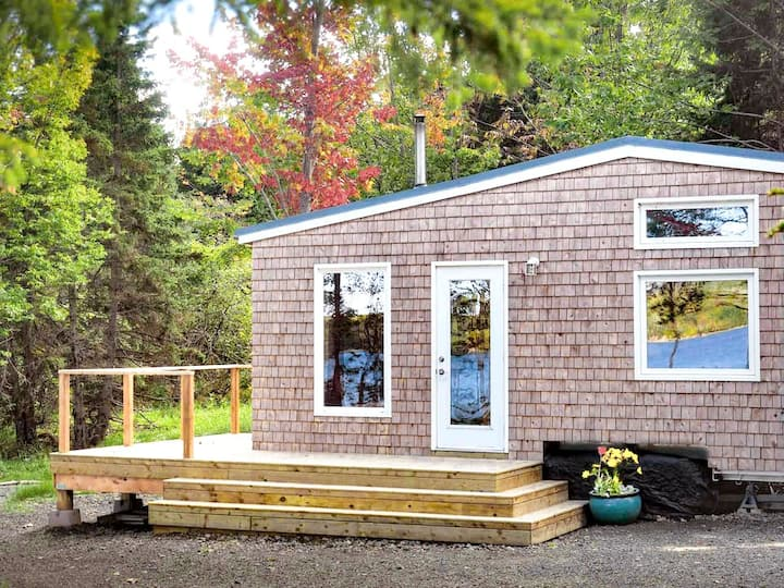 Mayfly Tiny House Lake Ainslie -10% for NS guests!