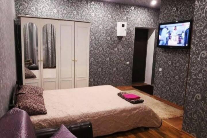 уютная квартира люкс на Театральной