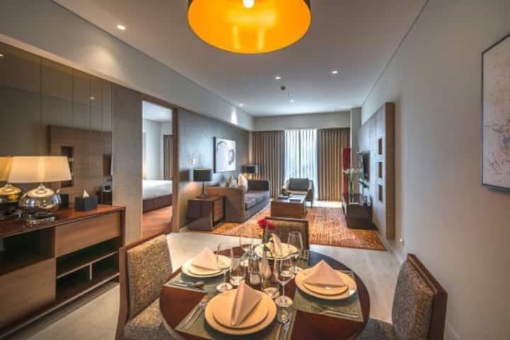 1 Bedroom Premier by Oakwood Hotel Surabaya