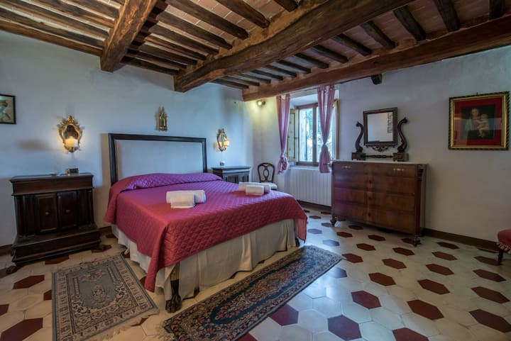 Agriturismo Caselunghe - Villa for 4 with pool