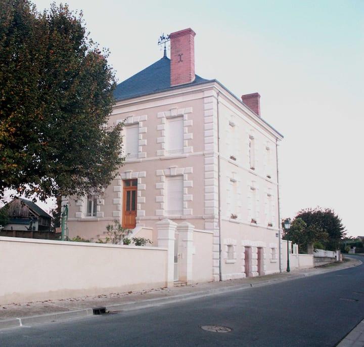 Villa Quihana Sancho Pança près Valençay-Beauval
